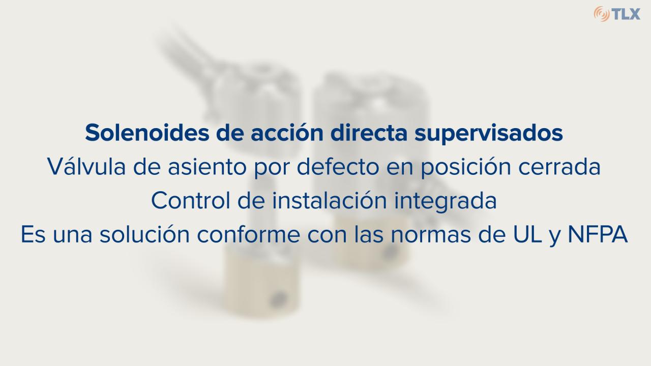 Vea cómo funcionan nuestros solenoides de acción directa supervisados y conozca sus características especiales.