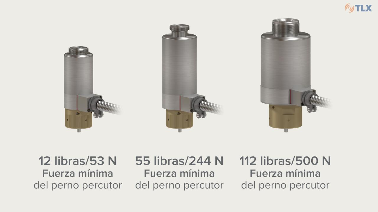 Vea cómo puede ajustar a sus necesidades nuestros actuadores biestables por solenoide supervisados para que se ajusten a su sistema.