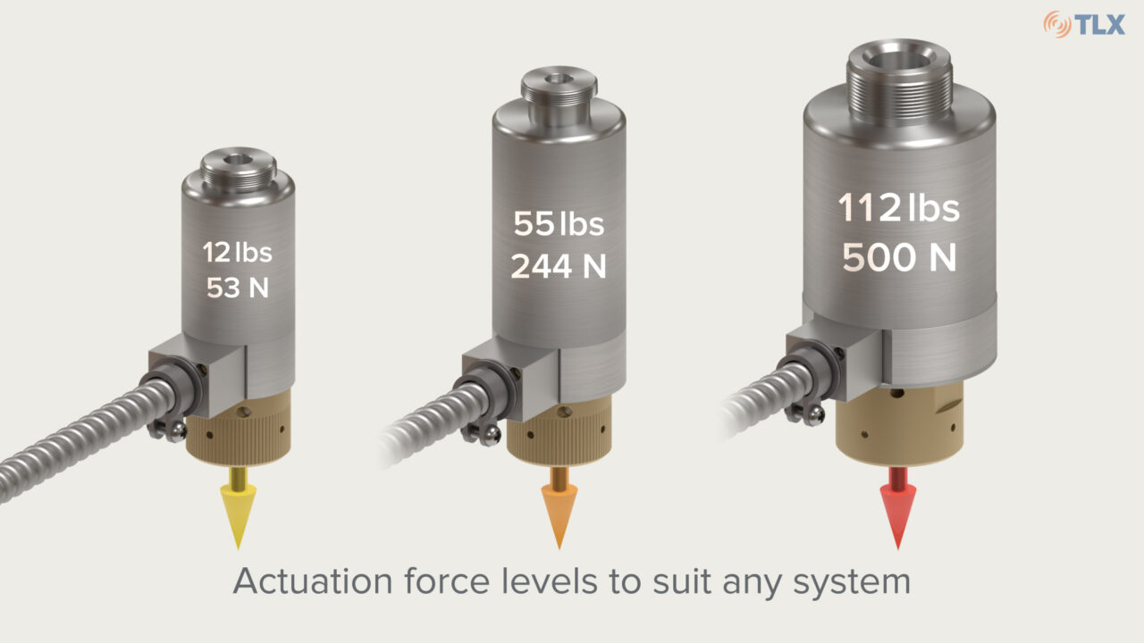 See how you can customize our supervised latching solenoid actuators to fit your system.