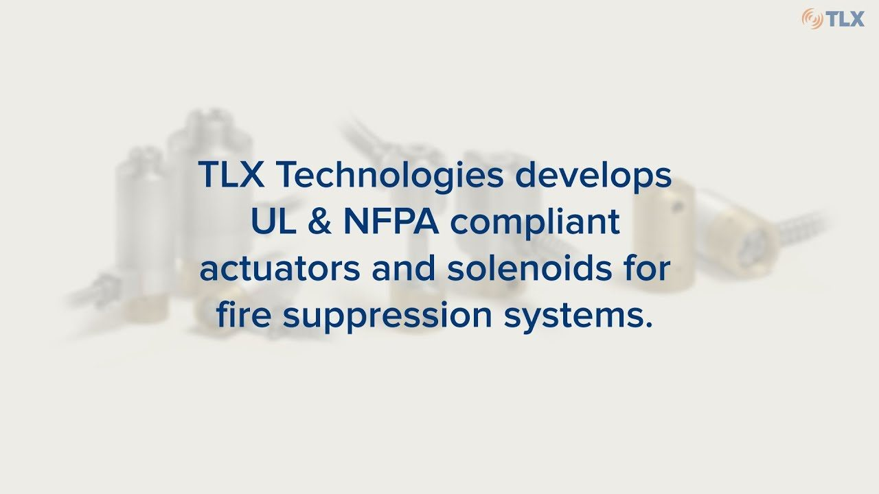 See the special features of our fast, durable custom solenoids and actuators for fire suppression systems.