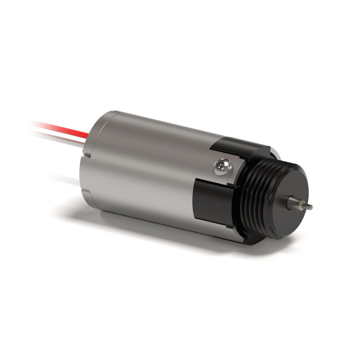 Magnetic Locking Solenoid