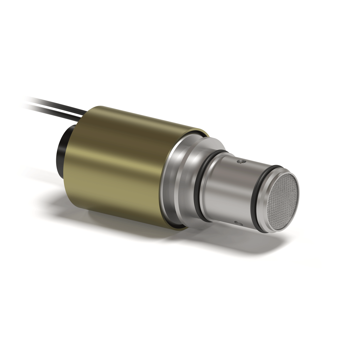 Three-Way Proportional Pressure Reducing-Relieving Valve
