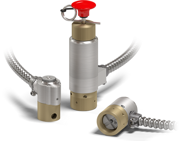 Fire Suppression Solenoids 2017